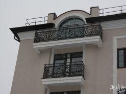Ограждение для балкона в многоэтажку