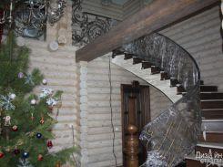 Эксклюзивные кованые ограждения для лестницы