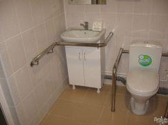 Перила для туалетов и санузлов